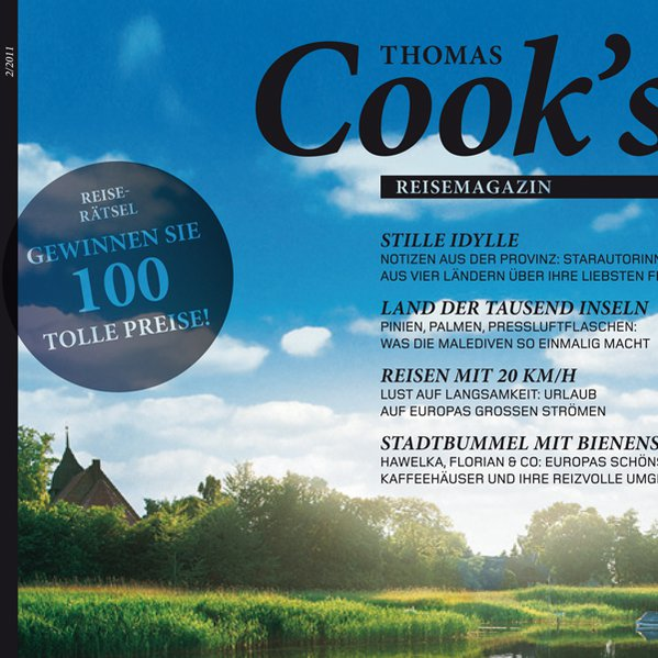Cooks | Magazin Design, Print, Druckgrafik, Layout